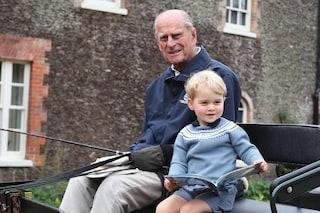 """William e Kate aiutano i figli ad affrontare la morte del principe Filippo: """"Ora è un angelo"""""""