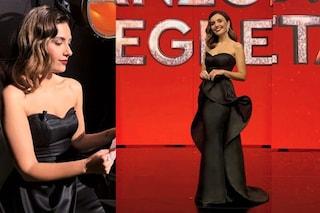 Serena Rossi, diamanti e oro per Canzone Segreta: sul palco gioielli da oltre 20mila euro