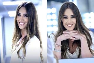 Silvia Toffanin regina di eleganza a Verissimo: per la puntata di Pasqua indossa la camicia bianca