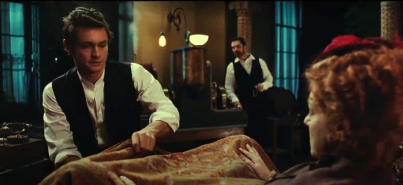 """una scena del film """"Hysteria"""""""