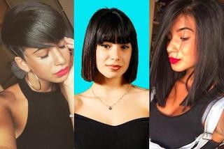 Martina Miliddi: tutti i capelli della ballerina di Amici 2021, dalle treccine afro al caschetto
