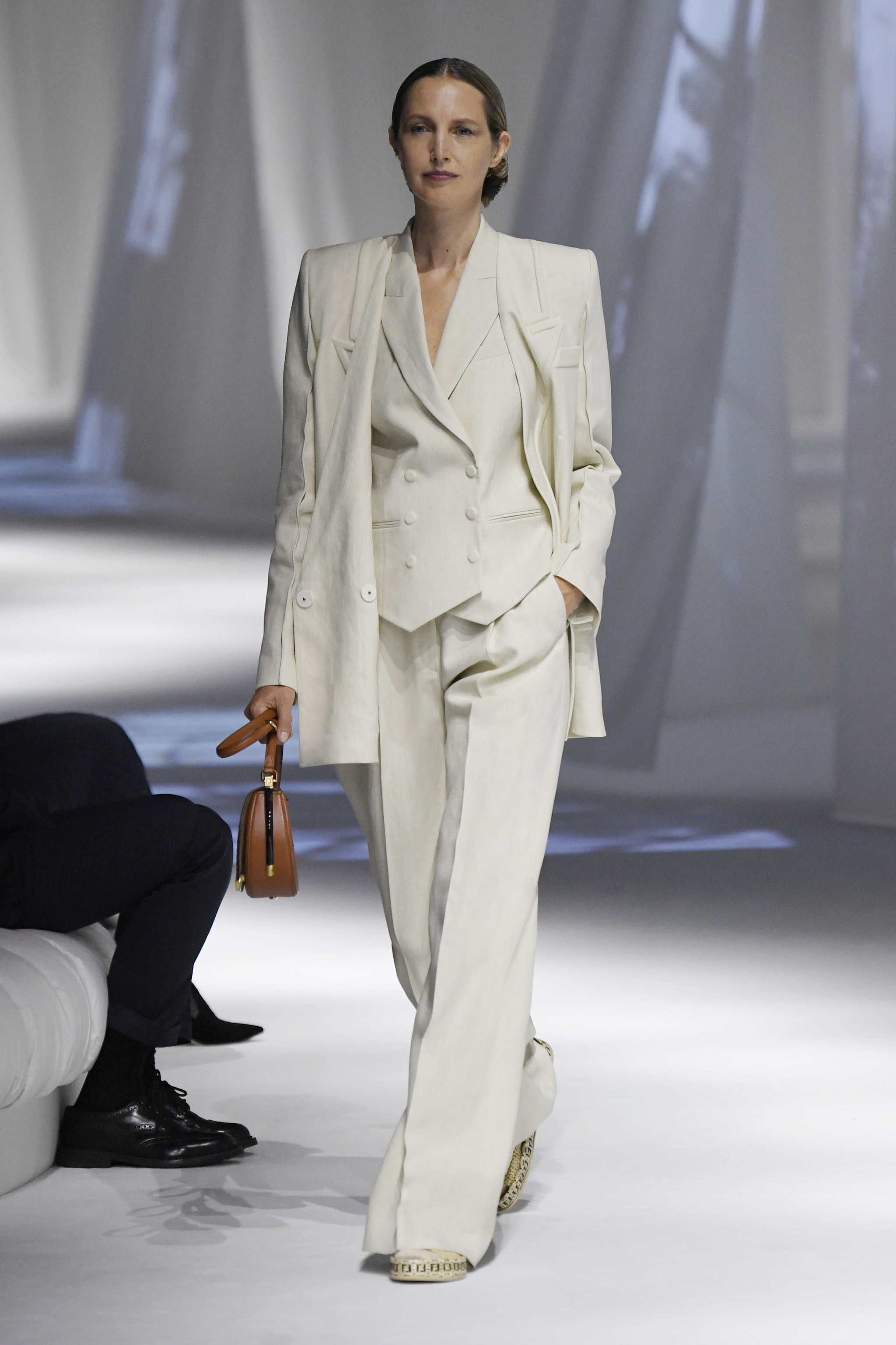 outfit Primavera/Estate 2021 di Fendi