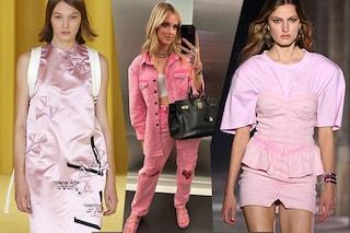 Il rosa è il colore di tendenza per l'estate 2021: i look e gli abbinamenti a cui ispirarsi