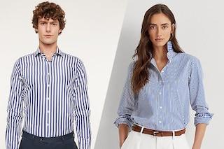 Perché le camicie da donna hanno i bottoni a sinistra e quelle da uomo a destra?