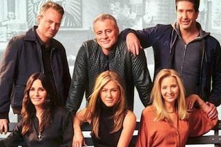 Friends: The Reunion, il nuovo look degli attori protagonisti vent'anni dopo
