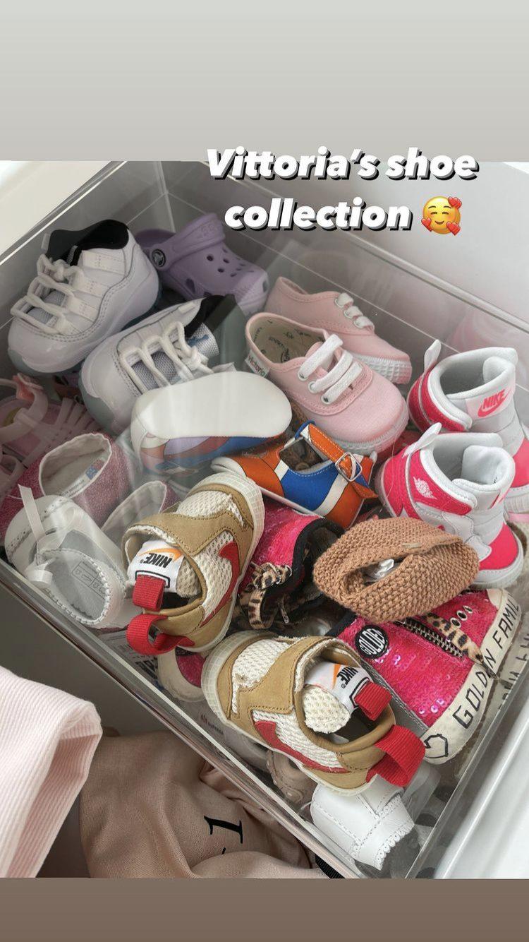 Tutte le scarpe di Baby Vittoria