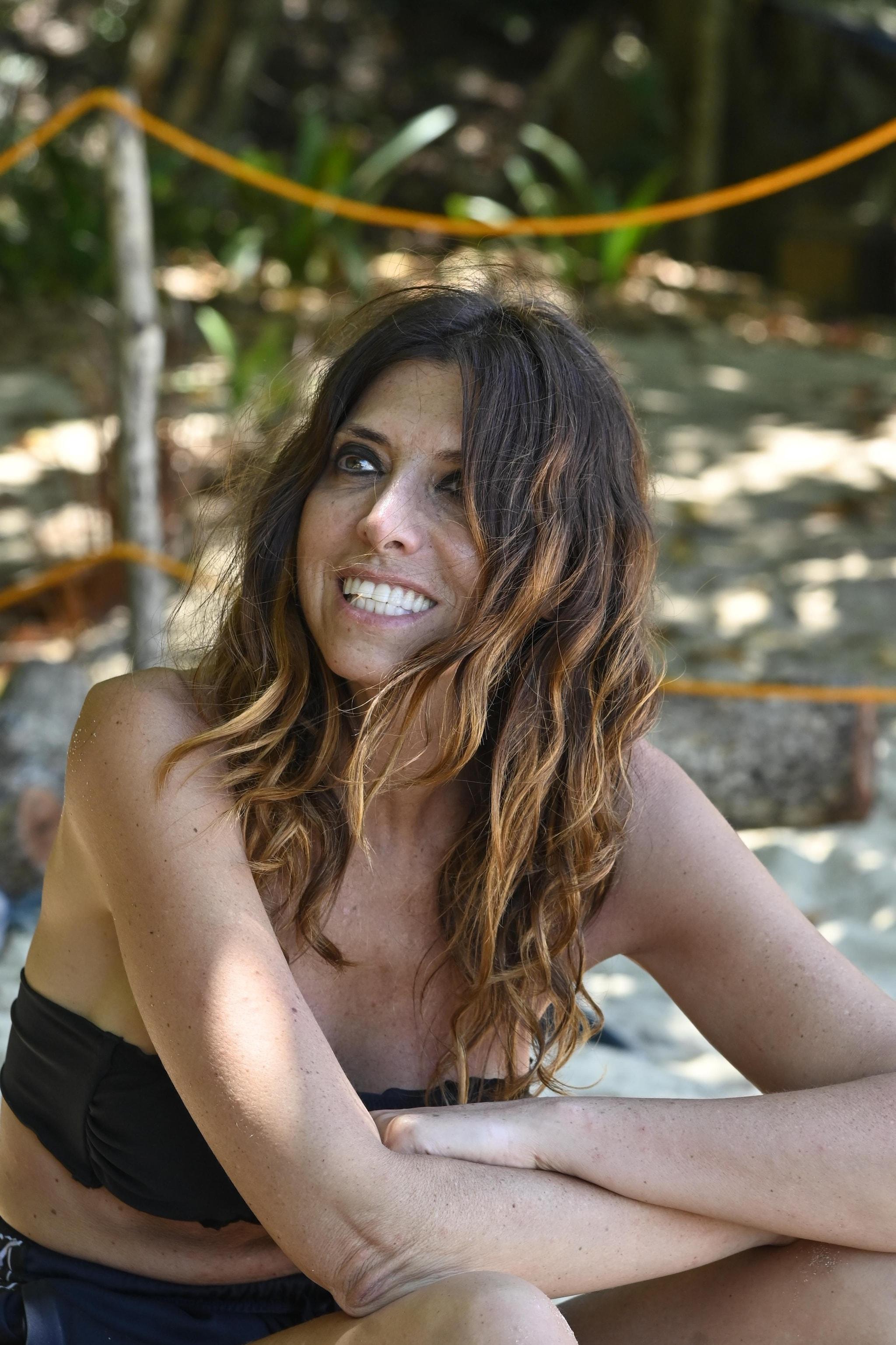 Emanuela Titocchia a L'isola dei famosi