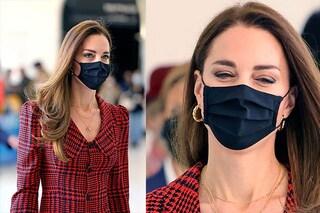 Kate Middleton regina di stile low cost: i suoi orecchini costano meno di 20 euro