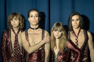 I Maneskin all'Eurovision con i completi metallizzati: cosa indosseranno sul palco