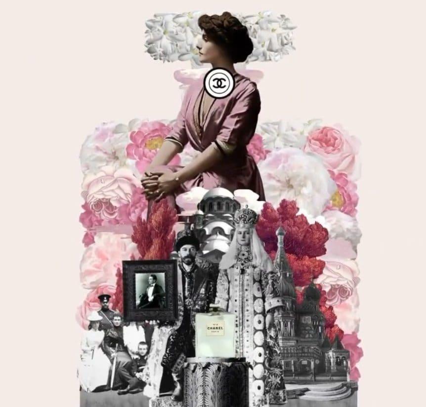 Chanel omaggia il profumo n°5 con un video su Instagram