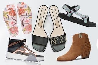 Scarpe di tendenza per l'estate 2021: 11 modelli di moda dai sandali bassi alle sneaker in tela