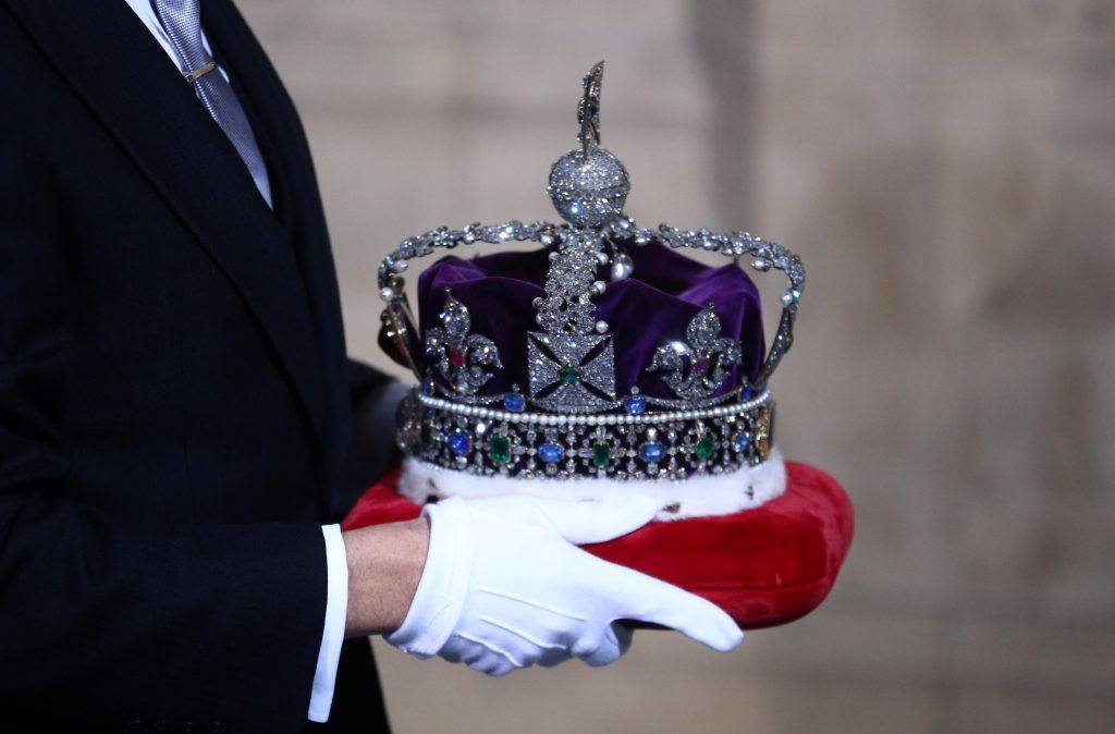 La corona imperiale di stato