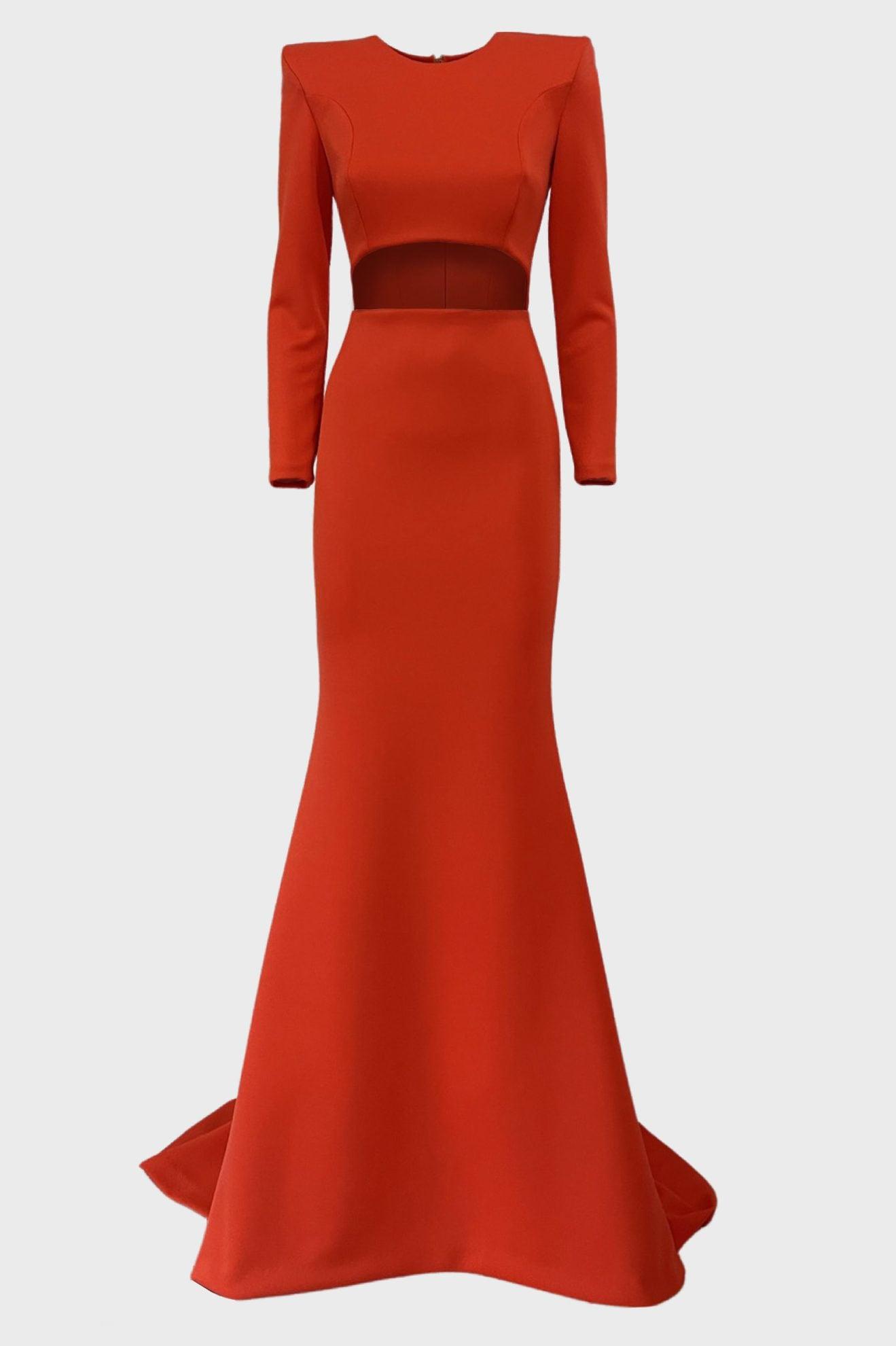 L'abito rosso di Bartolotta&Martorana