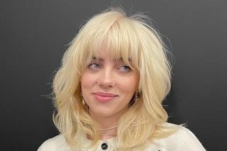 I capelli biondi di Billie Eilish: il motivo nascosto dietro il drastico cambio look