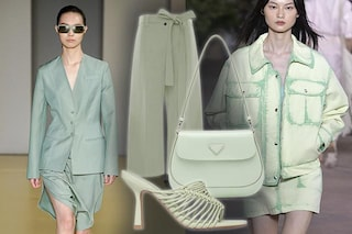 Verde salvia, il colore di tendenza per l'estate 2021: i look a cui ispirarsi e gli outfit delle star