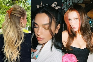 Gli anni '90 sono tornati: dalle mèches agli scrunchie, tutti gli hair trend vintage a cui ispirarsi