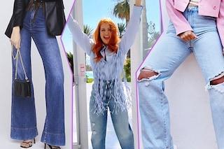 I jeans per la Primavera/Estate 2021: tutti i modelli di tendenza