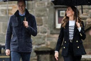 Kate e William tornano nel luogo dove si sono incontrati per la prima volta