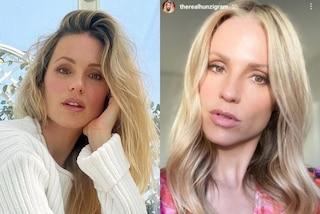 Michelle Hunziker cambia look: addio radici scure, ora ha i capelli biondissimi