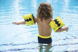 Braccioli per bambini: guida all'acquisto dei migliori per nuotare in sicurezza