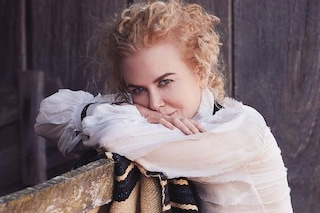Nicole Kidman cambia look: torna rossa e sfoggia il caschetto vintage