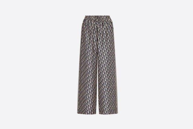 I pantaloni Dior Chez Moi