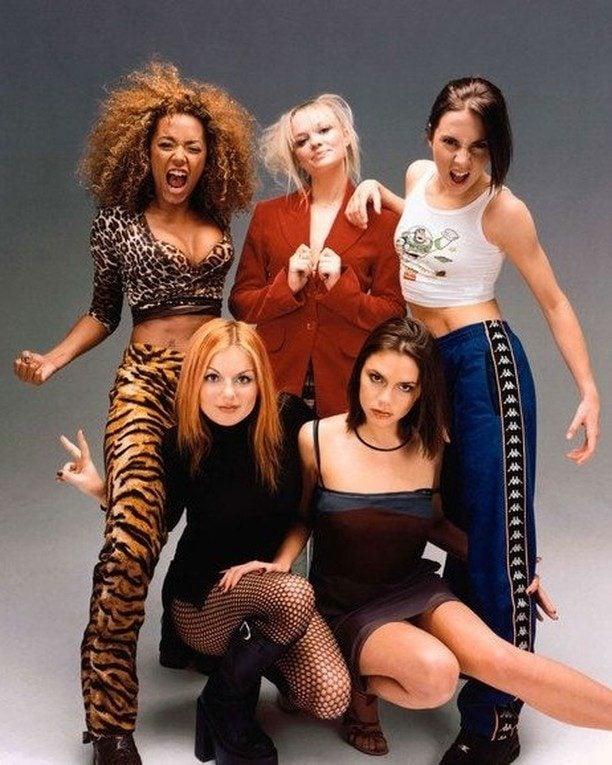 i look iconici delle Spice Girls negli anni 90
