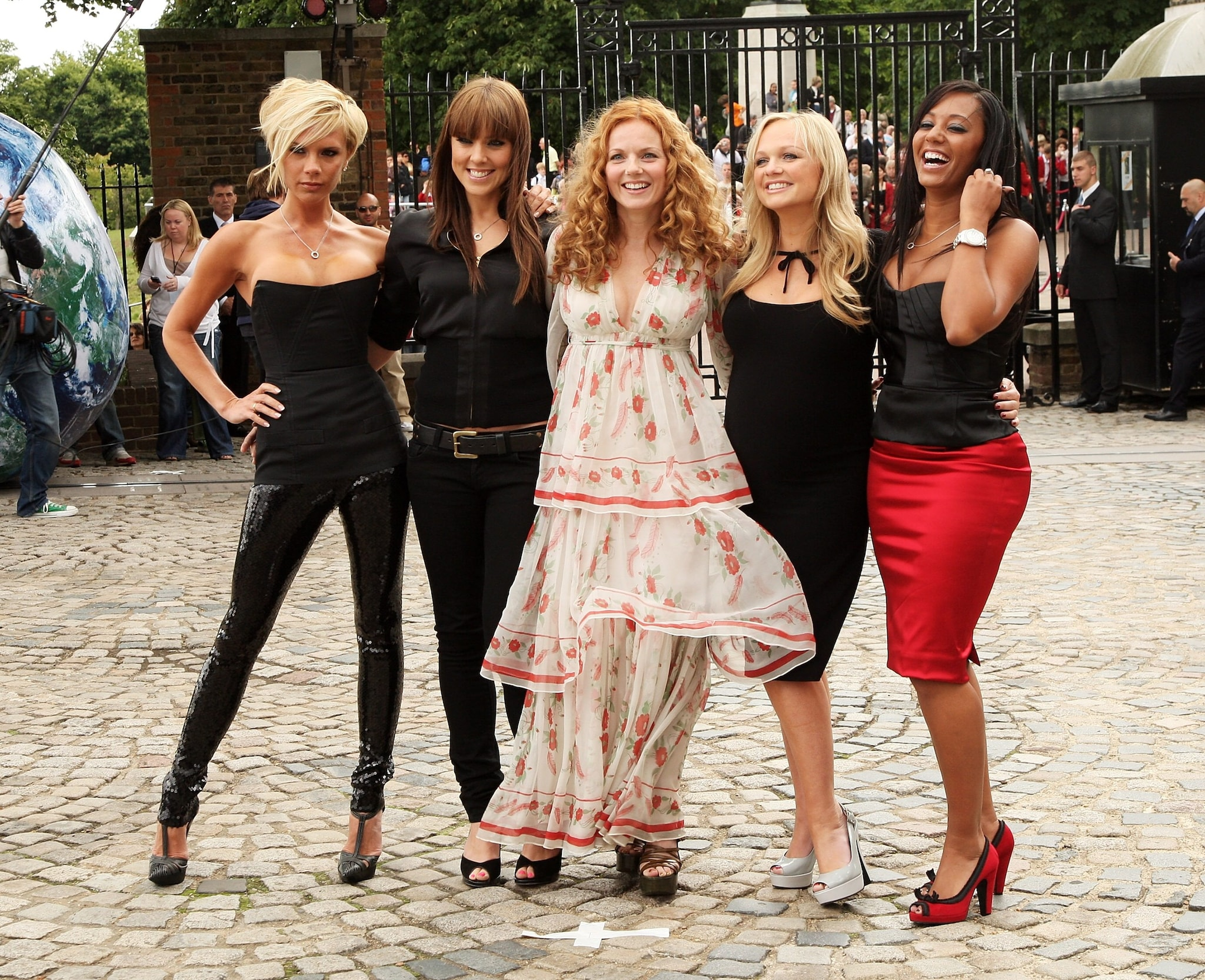 le Spice Girls annunciano il tour celebrativo nel 2007