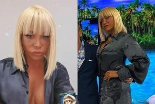 """Vera Gemma a L'isola dei famosi con frangia e caschetto: il nuovo look nasconde un """"trucco"""""""