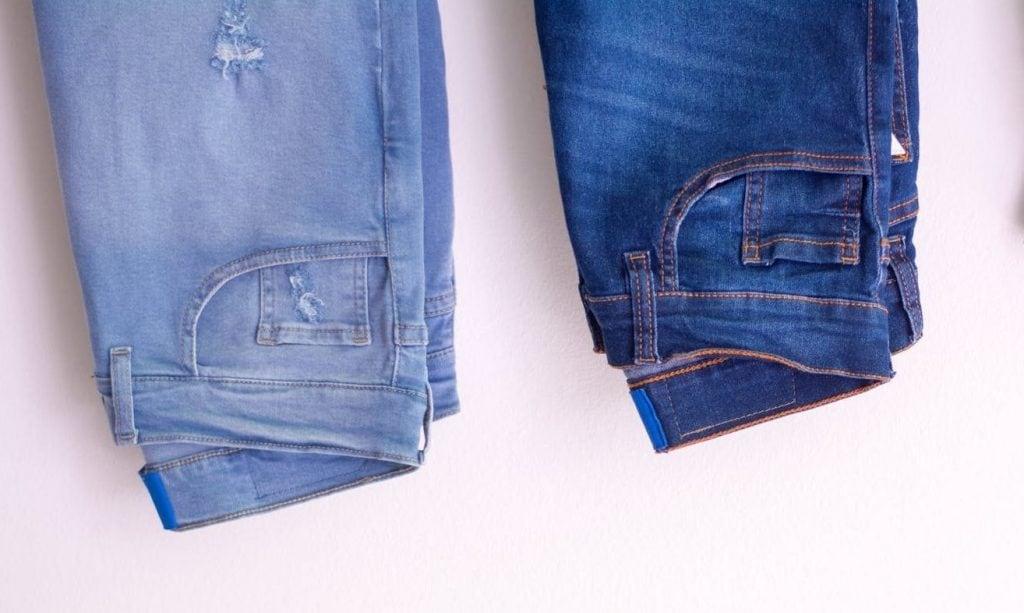 Il taschino dei jeans