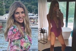 Cristina Chiabotto in costume a meno di 2 mesi dal parto: è una mamma trendy e in forma