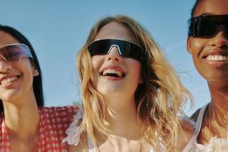 Tendenze estate 2021: gli occhiali da sole alla moda sono quelli maxi, tondi o fluo