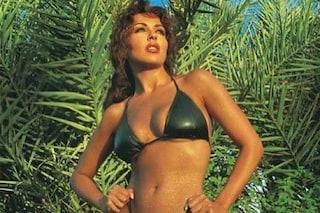 Sabrina Ferilli in bikini da giovane: la foto con il mullet e gli slip sgambati infiamma i social