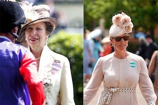 Le regole sono regole: anche la royal family entra ad Ascot solo con la targhetta di riconoscimento