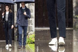 Cosa hanno in comune Kate Middleton e Meghan Markle? Un paio di scarpe vegane