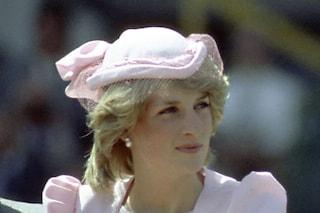 Il vestito rosa di Lady Diana, l'originale storia nascosta dietro l'iconico look