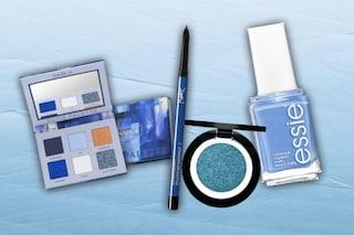 L'azzurro è il colore di Luglio: ombretti, matite e smalti da provare per il tuo beauty look