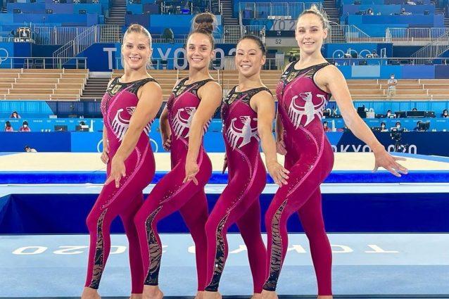 """Le ginnaste tedesche dicono addio ai body e indossano la tuta integrale: """"Basta sessualizzare i corpi"""""""