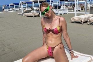 """Chiara Ferragni contro gli haters dopo le foto in bikini: """"Ambire alla perfezione è una perdita di tempo"""""""