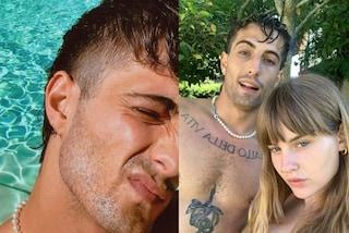 Damiano dei Maneskin cambia look: capelli rasati e micro cresta per l'estate