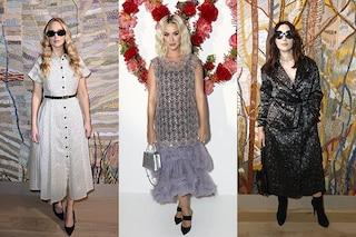 La moda post Covid riparte da Parigi con l'Haute Couture: da Dior una donna eterea e una parata di star