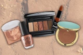 Il colore beauty di Settembre è argilla: ombretti, rossetti e smalti da provare per il tuo look