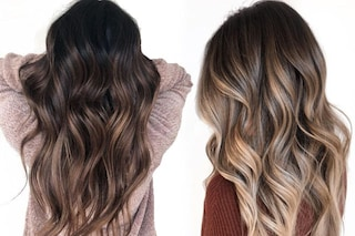 Root melt: la nuova tendenza colore capelli 2021