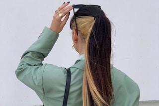 Tinta underlayer: quando il colore dei capelli è nascosto