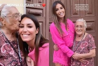 Elisabetta Gregoraci presenta la nonna sui social: è da lei che ha ereditato il nome