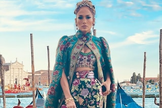 L'alta moda di Dolce&Gabbana sfila a Venezia: Jennifer Lopez regina dell'evento