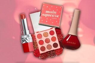 ll rosso è il colore di Agosto: ombretti, rossetti e smalti da provare per il tuo beauty look
