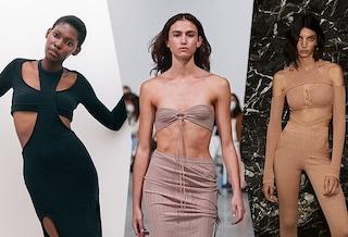 """La moda si mette a nudo: sulle passerelle spopolano gli abiti effetto """"seconda pelle"""""""