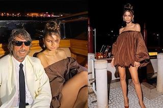 Zendaya (la più cool di Venezia) con il suo look marrone lancia il colore must per l'autunno 2021