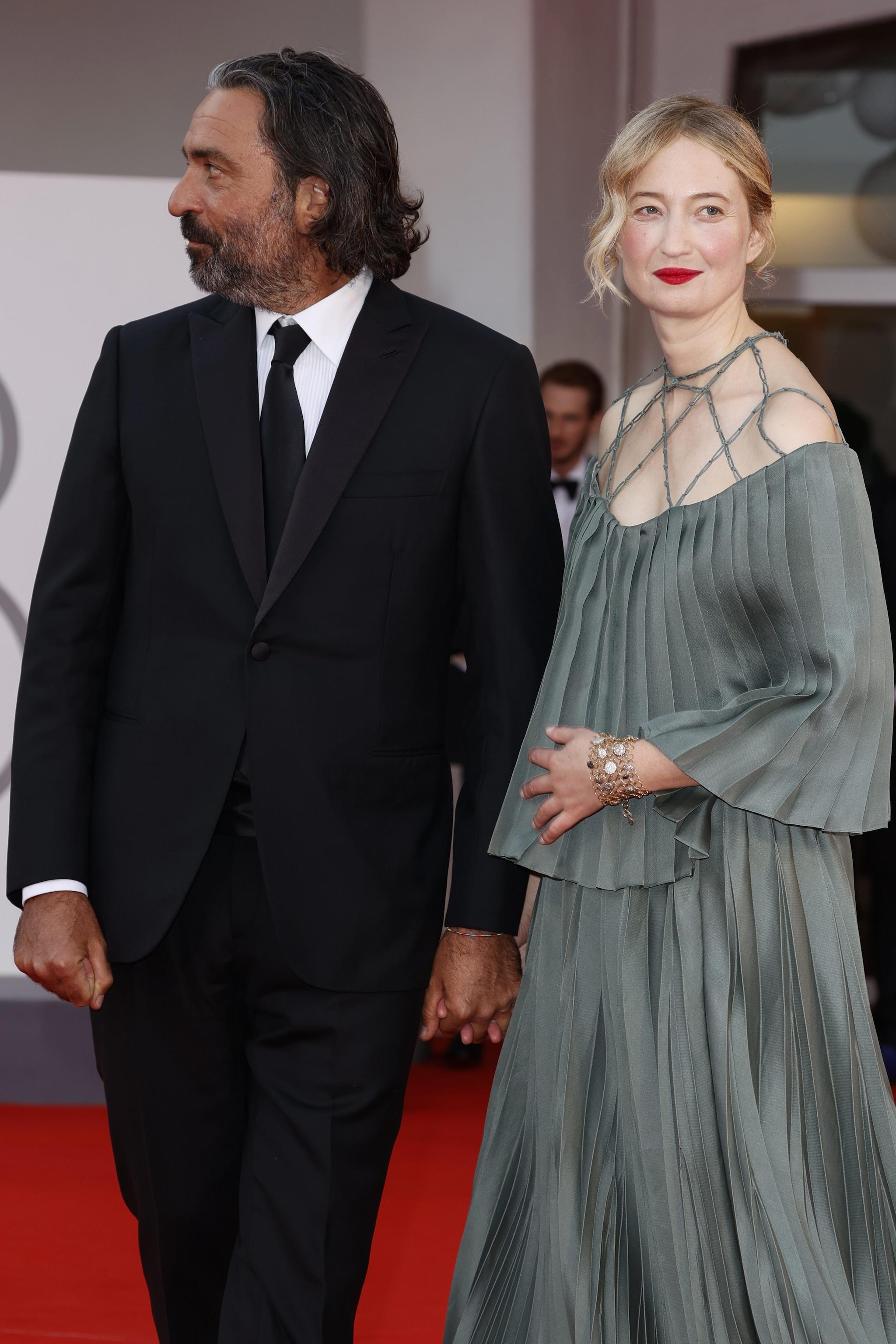 Alba Rohrwacher en Dior